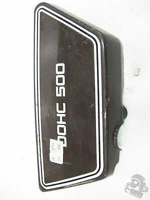 1976 1977 1977 <em>YAMAHA</em> XS500 LEFT SIDE COVER FRAME COVER 1A8 21711 00 U