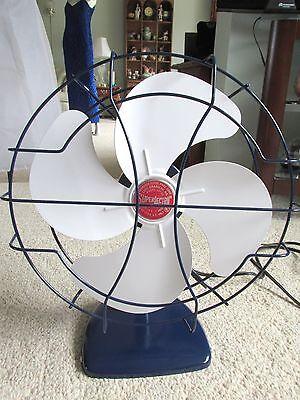 Vintage Superior Electric Fan SuperLectric Custom Paint Refurb Works