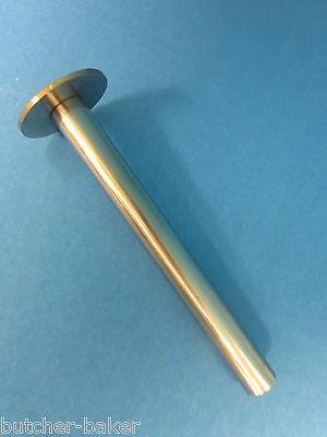 34 Stainless Steel Sausage Stuffer Horn Tube For Enterprise Lard Wine Press