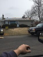 Roof repair or need a new no job to big or small