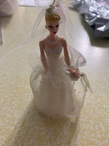 Barbie Wedding Day NEW Hallmark 1997 Ornament Bride Lace