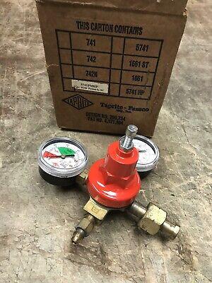 Cylinder Gas Nitrogen Carbon Dioxide Pressure Regulator