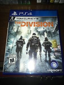The division for PS4 $25 will trade for Xbox One the division.