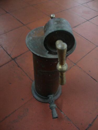 Antique irrigator medical