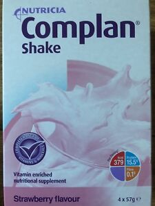 Complan Strawberry X 5 Boxes