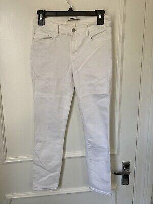 J Brand White Jeans Size 27 BNWWT