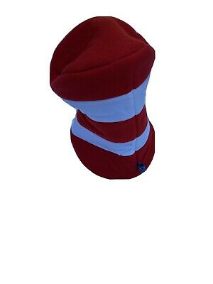 Dr Seuss Cat In The Hat Halloween Costume Dress Up Hat