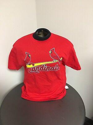 - Cardinals Majestic MLB Team T-Shirt