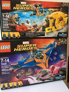 LEGO Marvel Guardians of the Galaxy
