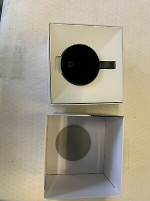 Google Chromecast Ultra Digital HD Media Streamer - Black
