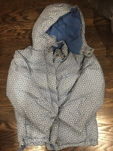 Gap winter jacket down-filled size small 5/6