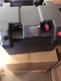 BARGAIN - Brand New 12v Battery Box