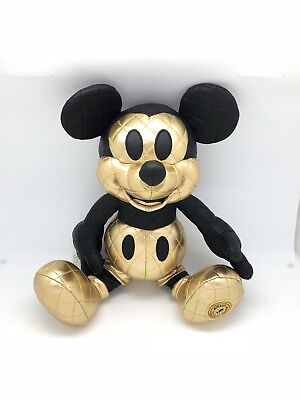 Disney Mickey Mouse Memories Plush August Limited Edition Collectors item 8/12 - Mickey Mouse Items