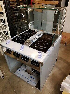 Duke Commercial Induction Cookstation New Restaurant Equipment