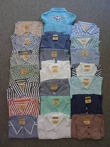 R M Williams Ladies Size 10 - 12 Shirts -includes signature shirt Houghton Adelaide Hills Preview
