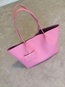 Beautiful Hand bag - INDIGO - pink