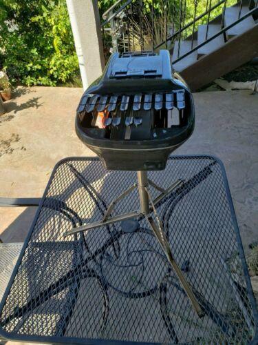 VTG Stenograph Reporter Model Vintage Shorthand Machine W/ Tripod ships 24 hrs!