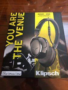 Klipsch headphones