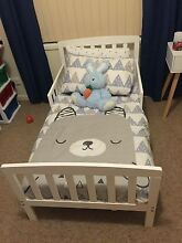 Mothers Choice Toddler Bed Cardiff South Lake Macquarie Area Preview