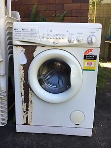 Washing machine free - not working Queenscliff Manly Area Preview