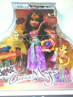 New BRATZ GENIE MAGIC YASMIN.