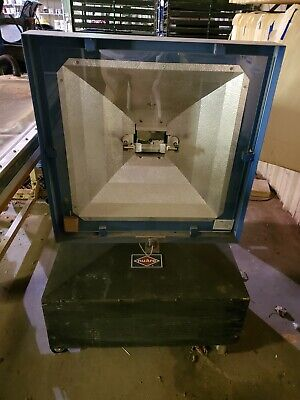 Nuarc 3k Ld Mercury Exposure System Pre Press Plate Maker Burner