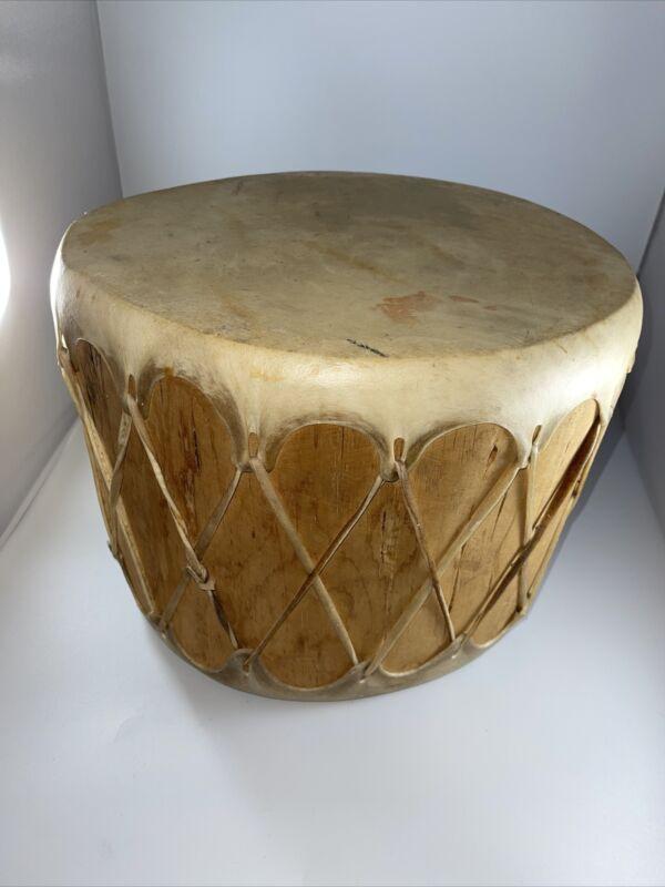 Native American Indian Pueblo Drum