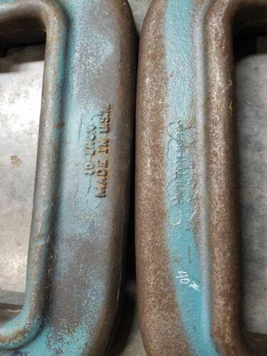 "Wilton no. 10 C-Clamp 10-1/4"", Steel, Extra Hd, 35,000 Lb"