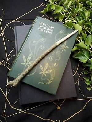 Cornish Broom Wood Wand - For dispossession - Pagan, Witchcraft, Wicca