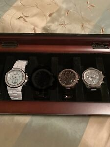 Michael Kors Large Dial Watches