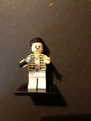 Freddie mercury mini figure queen comp lego
