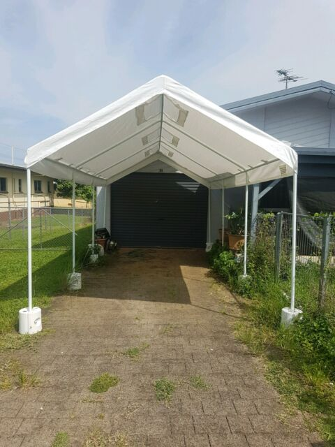 Portable carport and holders | Miscellaneous Goods ...
