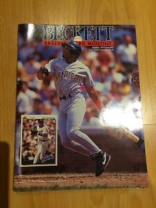 Beckett Baseball Card Price Guide - Oct 1992 Issue #91