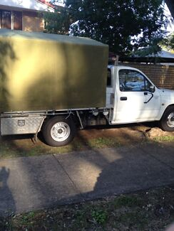 Toyota Hilux Workmate 2001