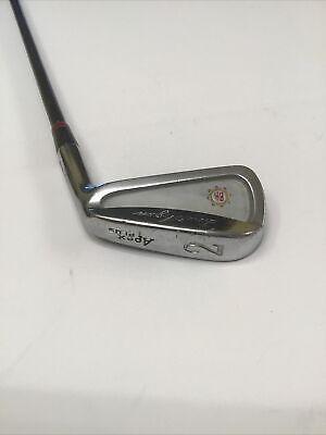 Ben Hogan Golf APEX PLUS Forged 2-IRON Right Hand Graphite Apex 2 Flex Club