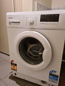 6kg Washing machine used 2years