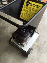 Petrol garden mulcher and shedder 5hp in excellent order Berkshire Park Penrith Area Preview