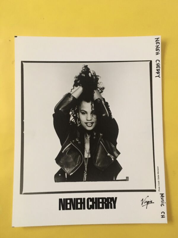 "Neneh Cherry Press Photo 8x10"", See Photos."