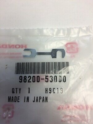 Honda 98200-53000 Motorcycle OEM 30 Amp Main Flat Blade Type Fuse