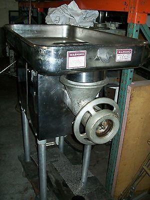 Biro 2 Horse Power Meat Grinder New Motor220v1phfloor Mod.900 Items On E Bay
