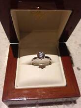 Tiffany style Engagement Diamond Ring Samford Valley Brisbane North West Preview