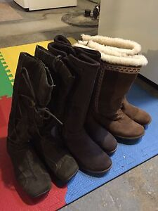 Size 7.5 ladies boots