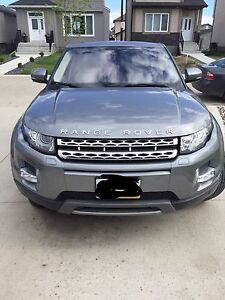 Only for this week $32000 Range Rover Evoque 2012/Low KM