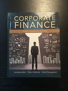 Corporate Finance 3rd edition