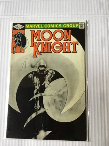 MOON KNIGHT # 15 FIRST XENOS FIRST PRINT MARVEL COMICS