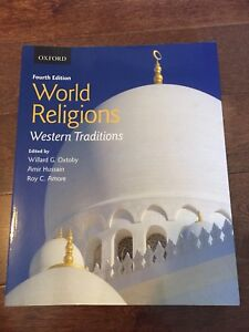 word religions western traditions