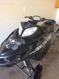 Arctic Cat M8 Snowmobile
