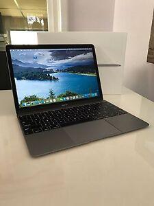 "Macbook 12"" | 512GB | Space Grey | perfect/new condition City Beach Cambridge Area Preview"