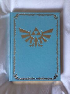 The Legend of Zelda Wind Waker HD Collector's Edition Guide
