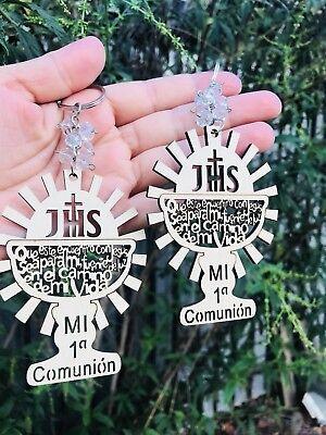 First  Communion Favors Bag Fillers Girl Boy Party  Recuerdos de Bautizo 12 pc](Communion Party Bags)